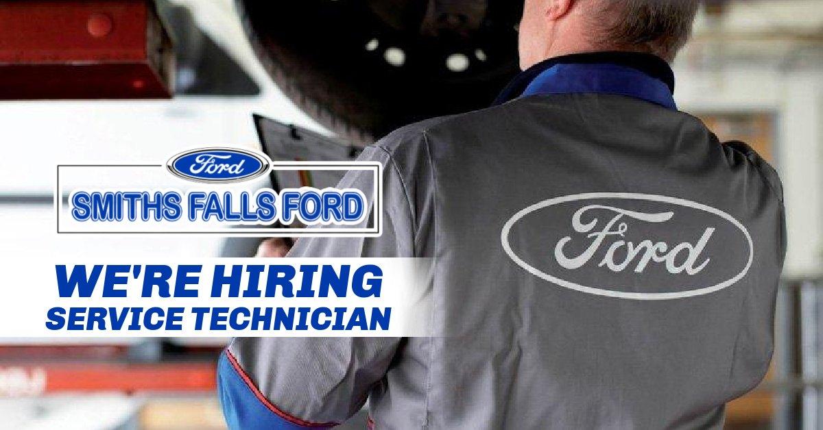 Jobs smiths falls mechanic ford